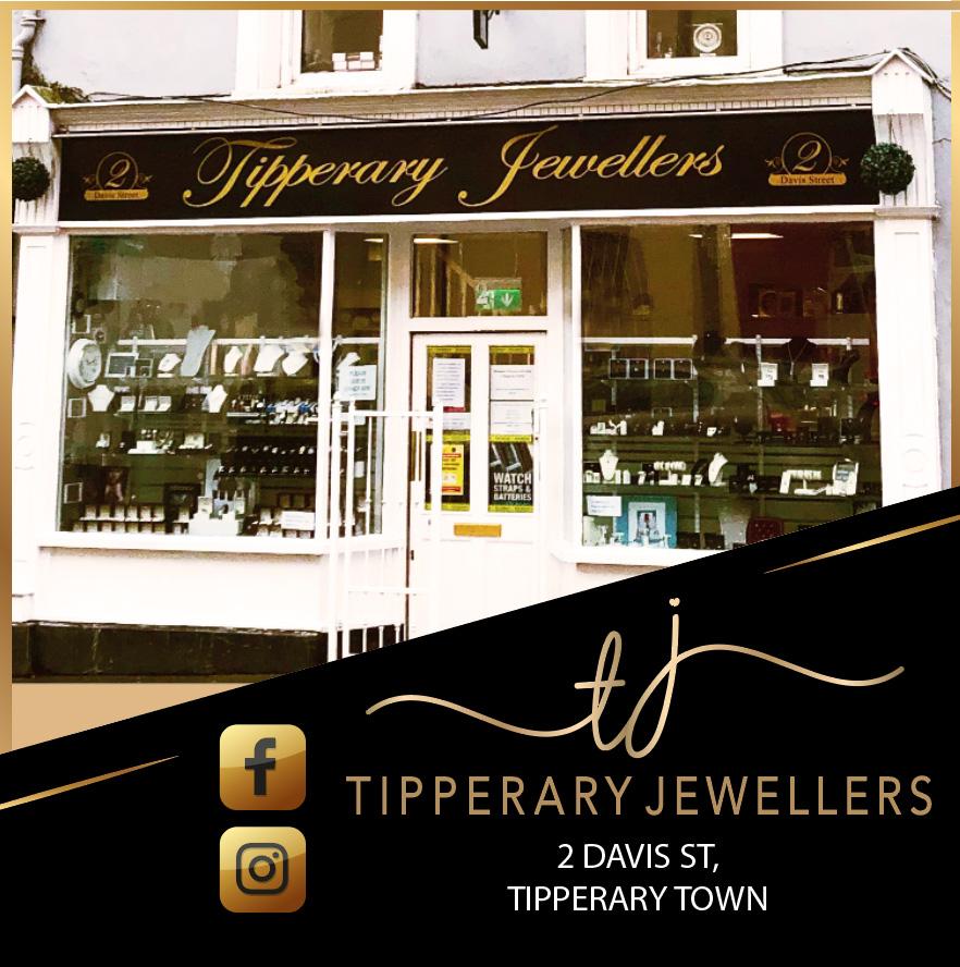 Tipperary Jewellers Davis Street