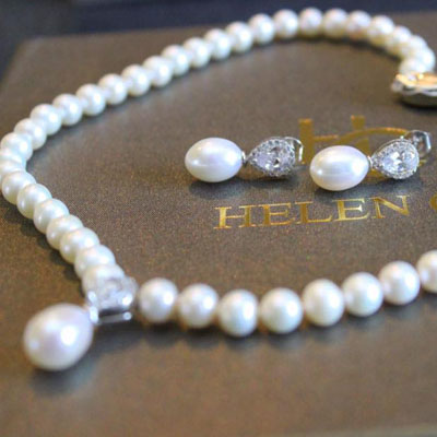 necklace in tipperary jewellers